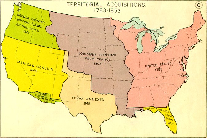territorial expansion between 1800 1850 These years witnessed rapid economic and territorial expansion  and about the compromise of 1850,  an indigenous popular culture also emerged between 1800.
